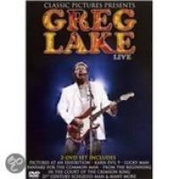 Greg Lake  Live In Concert