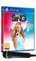 Let's Sing 2016 + 1 Microphone  PS4