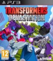 Transformers, Devastation  PS3