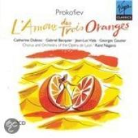 Mp Opera:Prokofiev:L'Amour