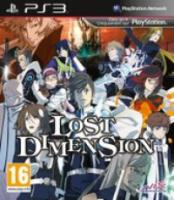 Lost Dimensions  PS3