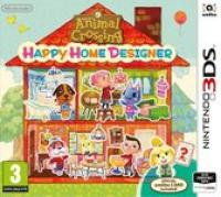 Animal Crossing, Happy Home Designer  3DS
