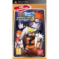 Naruto, Ultimate Ninja Heroes 3 (Essentials)  PSP
