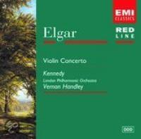Elgar: Violin Concerto | Kennedy, Handley, London Philharmonic Orchestra