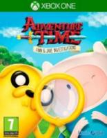 Adventure Time, Finn & Jake Investigations  Xbox One