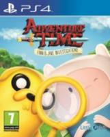 Adventure Time, Finn & Jake Investigations  PS4