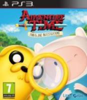 Adventure Time, Finn & Jake Investigations  PS3