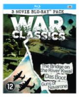 Bridge On The River Kwai|Das Boot|Guns Of Navarone