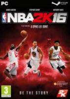 NBA Basketball 2K16  (DVDRom)