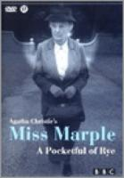 Miss Marple  A Pocketful Of Rye