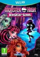 Monster High, New Ghoul In School  Wii U