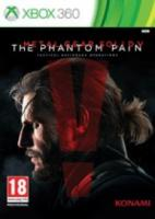 Metal Gear Solid V, The Phantom Pain  Xbox 360