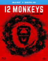 12 Monkeys  Seizoen 1 (Bluray)