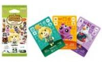 Animal Crossing, Happy Home Designer Amiibo 3 Card Pack (3DS | Wii U)