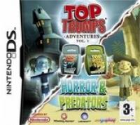 Top Trumps: Horror and Predators  Nintendo DS