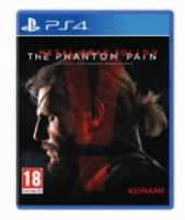 Metal Gear Solid V, The Phantom Pain  PS4