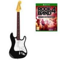 Rock Band 4 Bundel (Guitar + Game)  Xbox One