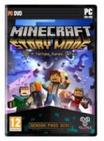 Minecraft, Story Mode  (DVDRom)