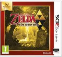 The Legend of Zelda, A Link Between Worlds (Select)  3DS