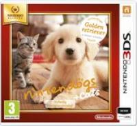 Nintendogs + Cats, Golden Retriever & Nieuwe Vrienden (Select)  3DS