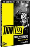 Thin Lizzy  Thunder And Lightning Tour