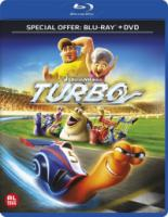 Turbo (Bluray+Dvd Combopack)