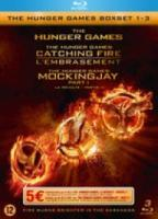 The Hunger Games Box (Bluray)