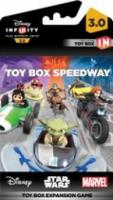 Disney, Infinity 3.0 Toy Box Game Piece Speedway