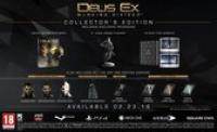 Deus Ex: Mankind Divided Collector's Edition  PC
