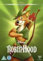 Robin Hood (1973) (Limited Edition Artwork Sleeve) [DVD](geen NL ondertiteling)