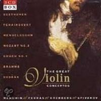 The Great Violin Concertos | Various Artists
