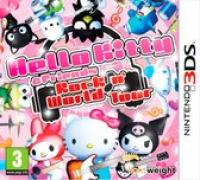 Hello Kitty & Friends, Rock n' World Tour  3DS