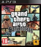 Grand Theft Auto, San Andreas  PS3