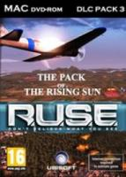 R.U.S.E. DLC 3 The Pack of The Rising Sun  MAC
