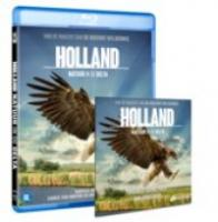 Holland, Natuur In De Delta (Bluray + Cd)