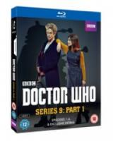 Doctor Who  Series 9 Part 1 [Bluray] [2015]  (import zonder NL ondertiteling)