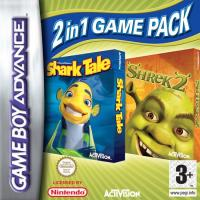 2Pack Shrek 2 + Shark Tale