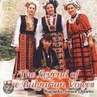 The Legend Of The Bulgarian Voices