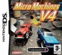 MicroMachines V4 |NDS