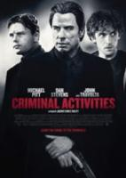 Criminal Activities (Bluray)