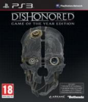 Dishonored  Game of the Year Essentials  Edition  PS3