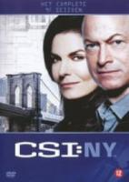 Csi New York  Seizoen 9