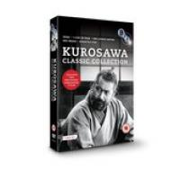 Kurosawa: Classic Collection [DVD] [1952](English subtitled)