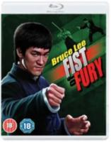 Fist Of Fury (Dual Format Bluray & DVD)(import zonder NL ondertiteling)