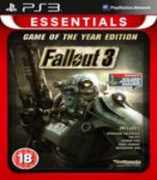 Fallout 3   Game of the Year Essentials Edition  PS3