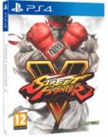 Street Fighter V Steelbook  PS4