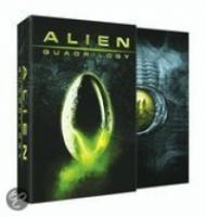 Alien Quadrilogy (9DVD)