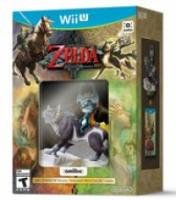 Legend of Zelda, Twilight Princess + Amiibo   Wii U