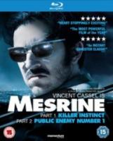 Mesrine  Parts 1 & 2 [Bluray](English subtitled)