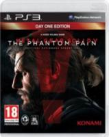 Metal Gear Solid V (5): The Phantom Pain  Day 1 Edition |PS3